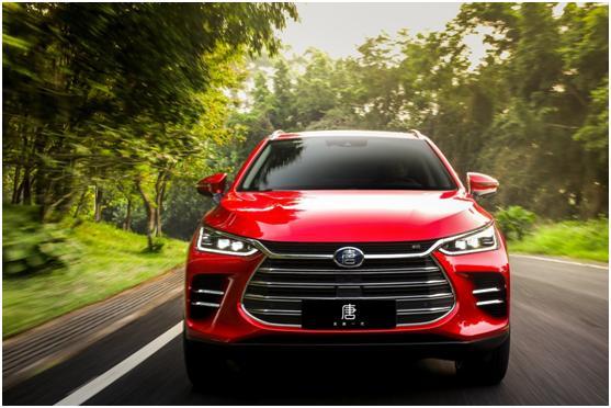 全新一代唐燃油目前价格稳定,售价12.99万起售