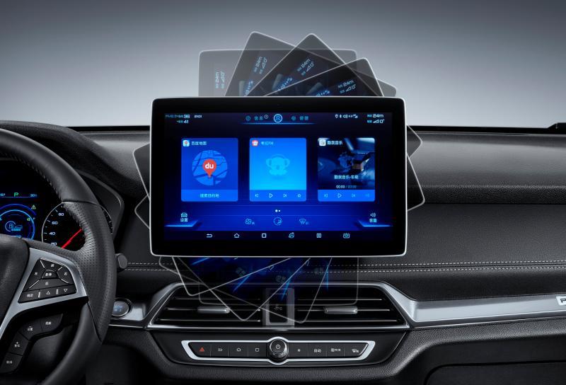 全新一代宋EV500闪耀上市,售价18.99万-21.99万